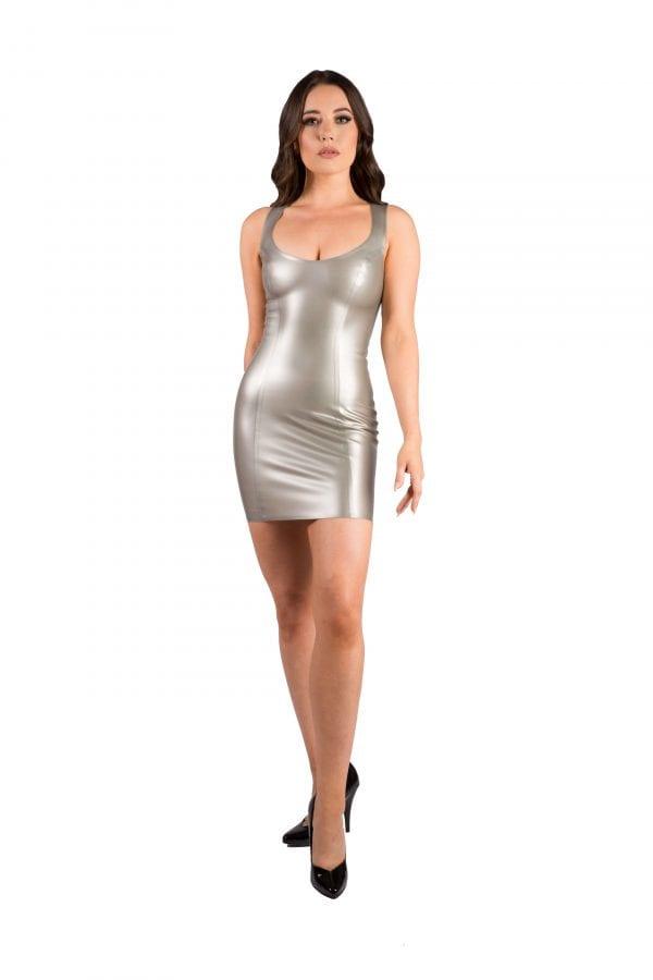 Pearlsheen Silver Latex