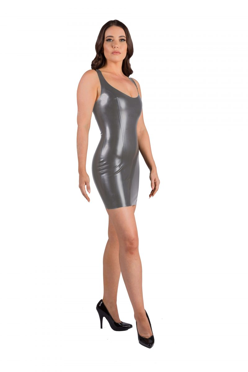 Semi Transparent Smoke Grey Latex